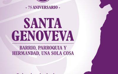 Exposición Santa Genoveva: Barrio, Parroquia y Hermandad, una sola cosa